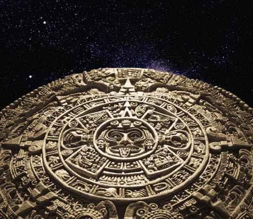 玛雅人历法和天文知识十分精确。(fotolia)