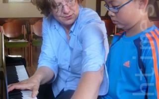 学生获钢琴大奖 德国老师:人格成长最重要