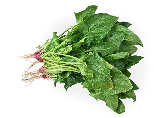 菠菜。(Fotolia)