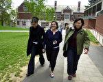 进美国长春藤名校就读是多数亚裔学生的梦想。图为美国8所常春藤盟校之一的普林斯顿大学。(图片来源 William Thomas Cain/Getty Images)