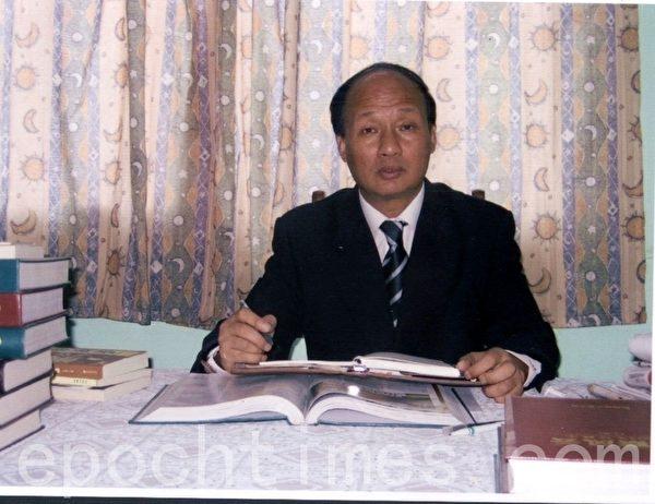 上海維權律師鄭恩寵。(大紀元資料圖片)