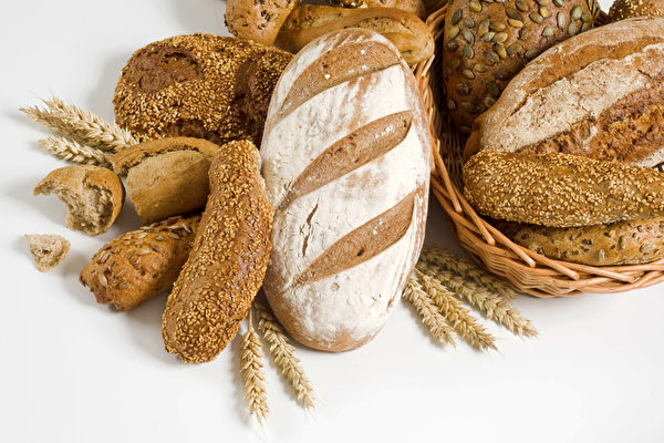 全麦面包。(Fotolia)