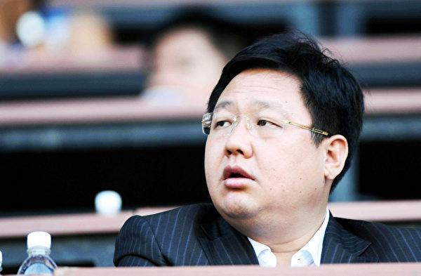 被控賄賂薄熙來的大連實德集團有限公司董事長徐明。(AFP)