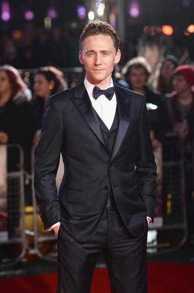 汤姆•希德勒斯顿会说五门外语。(Ian Gavan/Getty Images)