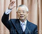央行總裁彭淮南說,以往臺商在大陸生產逐漸變成就地採購,產業鏈變化,就會影響臺灣經濟。(陳柏州/大紀元)
