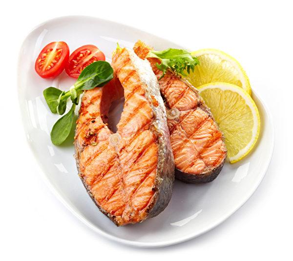 鲑鱼(fotolia)