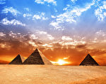 首度進入大金字塔 不同凡想的景象