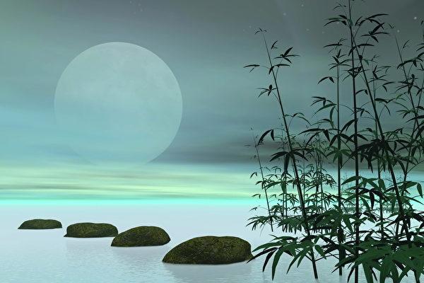 違背自然規則 月球隱藏驚人秘密