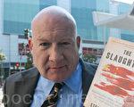 前美國智庫研究員、《失去新中國》的作者伊森‧葛特曼表示,找到了證明中國法輪功學員器官被中共當局成批出售的「確鑿證據」。(大紀元/馬有志)