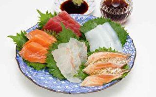 魚肉去骨,切成薄片,蘸芥末生吃,味道鮮美。正當享受美食時,可能禍根也因此種進了肚子(fotolia)