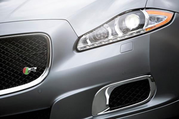 集豪华与高性能于一身的典范车型全新捷豹(Jaguar)XJR。(图片由作者提供)