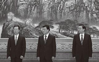 江派台上最高官职的张德江挟持人大搅局