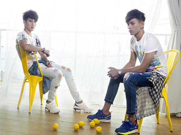 FS是由20歲的Fuying與23歲的Sam兩位大男孩所組成。(海蝶提供)
