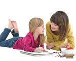 和孩子一起擁有美好的親子時光,並不是很難。(Fotolia)