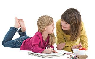 和孩子一起拥有美好的亲子时光,并不是很难。(Fotolia)