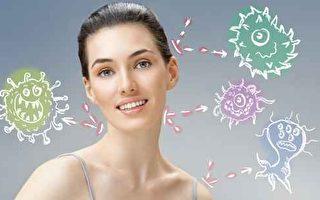 用科學的方法來清潔自己的臉龐,可以抑制螨蟲的滋生。(fotolia)