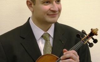 小提琴家浦利葉 台灣絃樂團六度同台