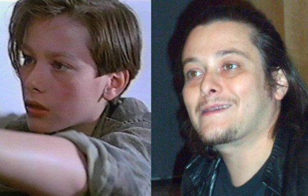 《终结者2》中的帅小孩爱德华·福隆(Edward Furlong)后又演过《美国X档案》。他身陷吸毒、家暴等丑闻,去年一度因此服刑、接受勒戒和辅导。因无力给付儿子的赡养费,他也宣布破产。(大纪元合成图)