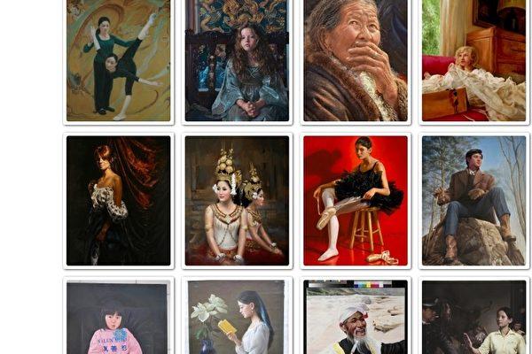 新唐人油畫大賽入圍揭曉 從華人圈拓展向世界