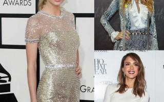 組圖:《人物》年度最佳著裝女星 泰勒絲稱冠