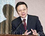 陆委会主委王郁琦22日在立法院接受立委质询。(陈柏州/大纪元)