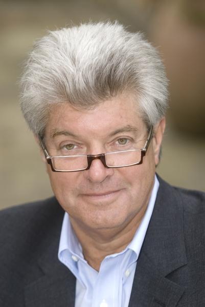 伦敦豪华地产中介公司Glentree International总裁特雷弗•阿伯姆森(Trevor Abrahmsohn。(Glentree提供)