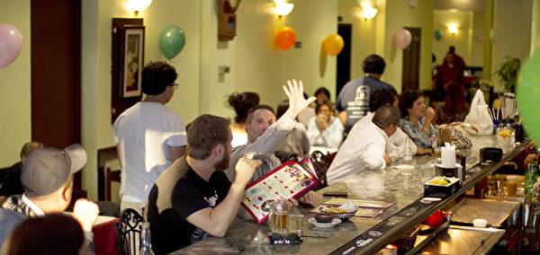 贝塞最好吃的墨西哥餐厅Cinco De Mayo新店开张。(张学慧/大纪元)