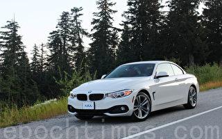 车评:暖意轻拂项背 2014 BMW 428i敞篷版
