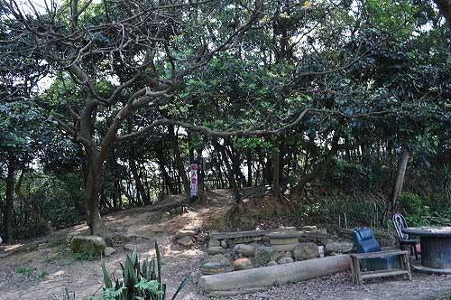福人步道登山口(位於楊梅福人路)。(圖片提供:Tony)