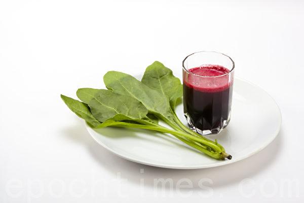 甜菜根汁。(Fotolia)