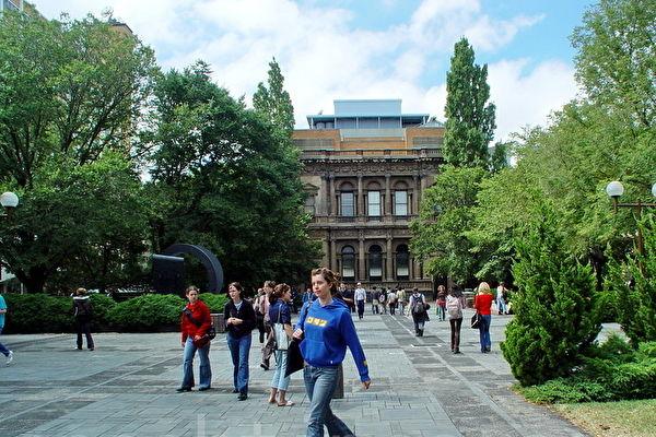 澳洲大学世界排名大升 多数跻身200强
