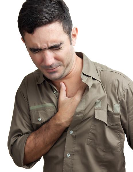 胸痛(Fotolia)