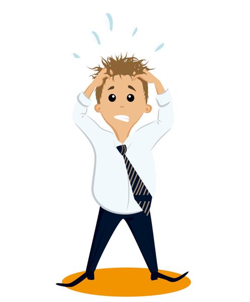 额头常常出很多汗可能是脾胃郁热。(Fotolia)