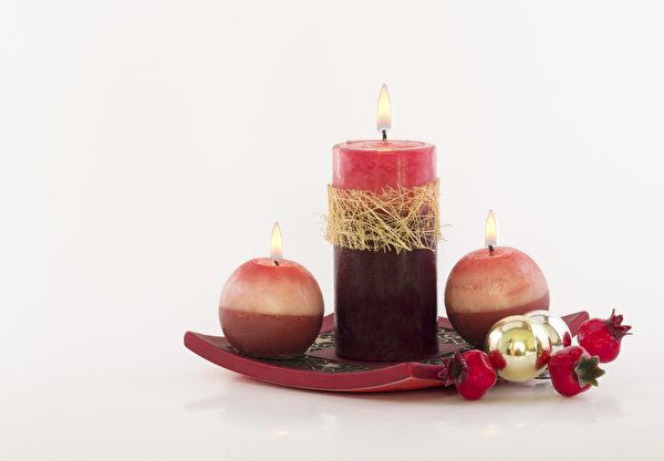蠟燭(Fotolia)