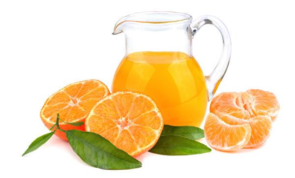 橙汁。(fotolia)