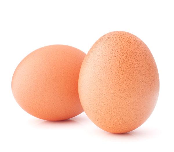 鸡蛋含有大约5克对人体有益的脂肪。(fotolia)