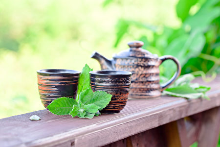 薄荷茶(fotolia)