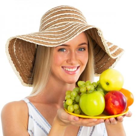 水果要何时吃才正确?有些水果吃错时间反倒会影响我们的健康。(fotolia)