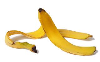 香蕉皮为什么溜滑?研究人员发现原因
