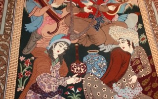 【工商报导】波斯地毯 时尚家居必备 美观实用又保值