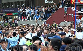 江派黑帮特工袭击香港 意图从习近平手中夺权