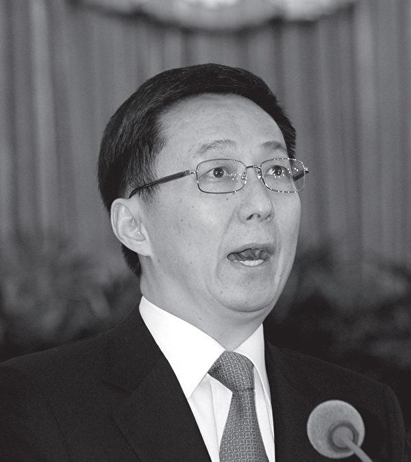 這次中央巡視組到上海,在截至前5天才公布了20多名「蒼蠅」級別的官員落馬,外界認為這是韓正和上海幫製造阻力的結果。(AFP)