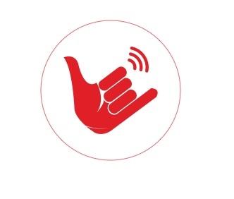 FireChat应用程序不用上网,还是可以透过智能手机免费传简讯,而且它在这次香港和平占中的运动里起到了彼此联系的关键作用。(网络撷图)