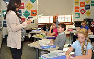 东伍兹学校提供严谨的跨学科课程让学生通过实践和有趣的发现来学习。(EAST WOODS SCHOOL提供)
