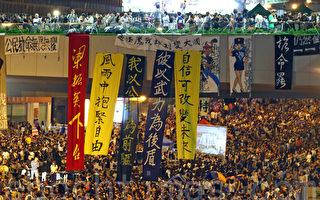 香港公民抗命影响经济?大陆现两个声音