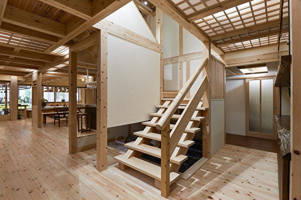 木造屋擁有RC建築所沒有的大量優點。(圖:鈴木健康綠營造提供)