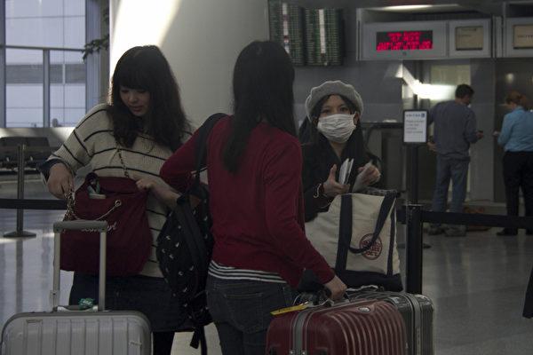 防堵中共肺炎 美国三大机场将加强检测