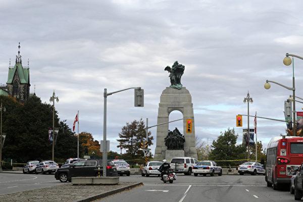 加国总理:加拿大永不屈服恐怖主义威胁