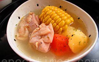 【玩料理】蔬菜汇鸡汤轻简餐