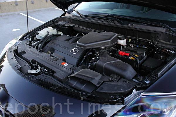 2014 Mazda CX-9 GT。(李奥/大纪元)